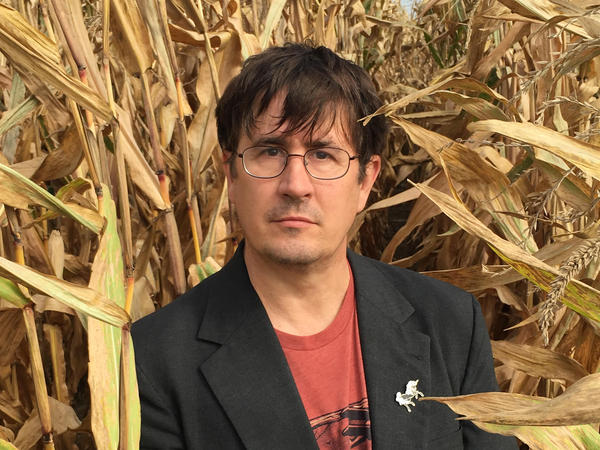 John Darnielle's debut novel, <em>Wolf in White Van</em>, was longlisted for the 2014 National Book Award.