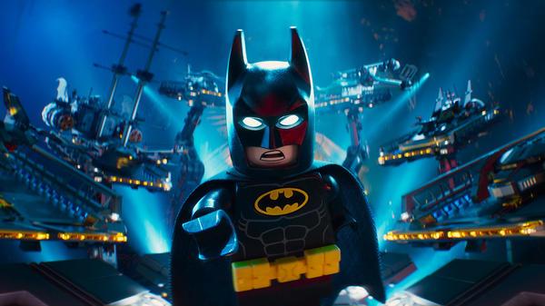 """We cool, bro, or nah-nah-nah-nah-nah-nah-nah-nah-nah-nah-nah-nah-nah?"" Will Arnett voices the Dark Knight in <em>The LEGO Batman Movie</em>."
