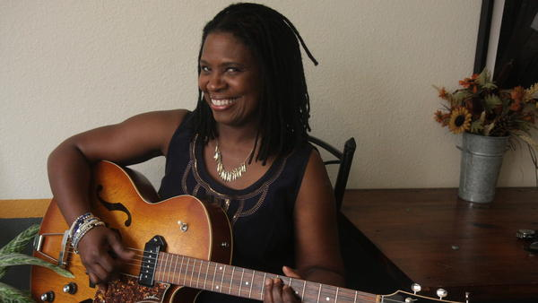 Ruthie Foster's new album, <em>Joy Comes Back,</em> comes out March 24.