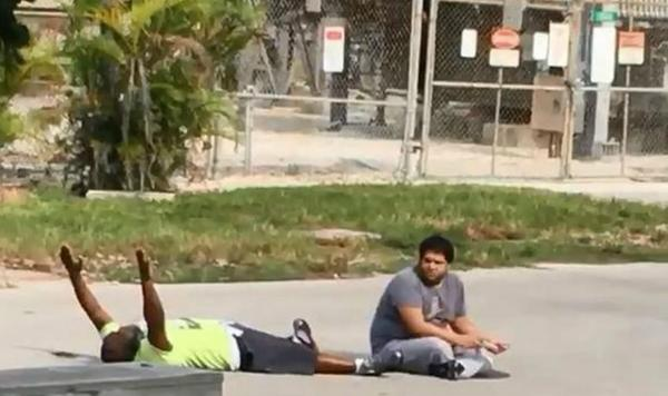 Last year, caregiver Chares Kinsey was shot by a police officer while his hands were raised and he was lying on the ground. His autistic patient, Arnaldo Rios, had a toy truck in his hand, though officers say they believed it was a gun.
