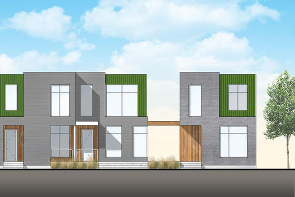 Fifty affordable townhomes and garden apartments will replace several empty buildings in the southern part of the Forest Park Southeast neighborhood.