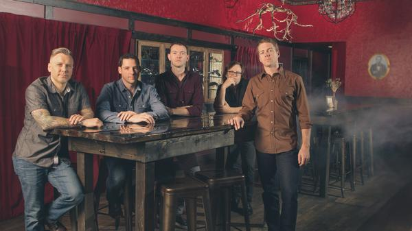 The Infamous Stringdusters' latest album, <em></em><em>Laws Of Gravity</em>, is out now.
