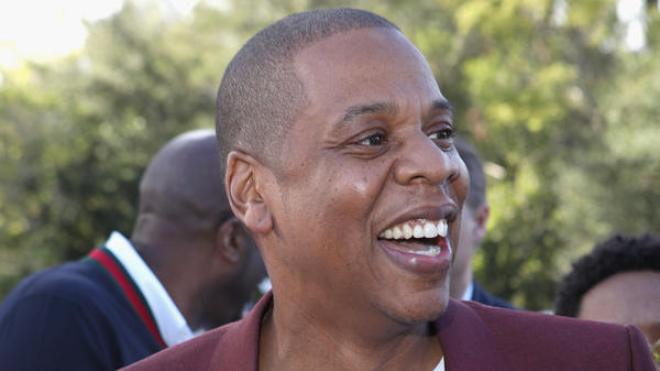 Jay Z attends Roc Nation's Pre-Grammy Brunch on February 11, 2017.