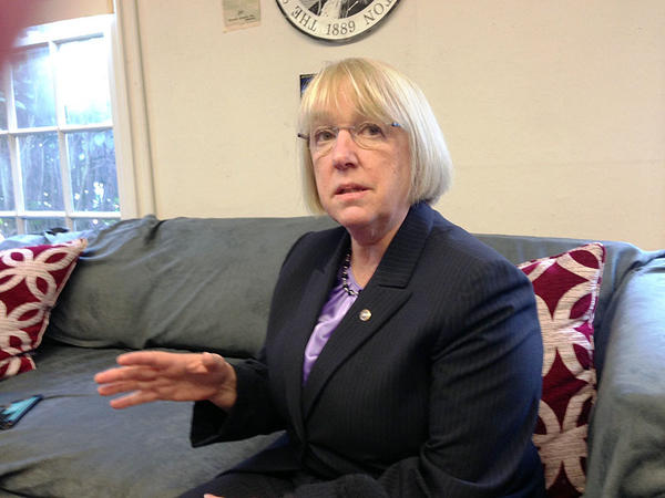 In a visit to Olympia on Wednesday, U.S. Senator Patty Murray called President Trump's immigration policy ''very wrongheaded'' and called for comprehensive immigration reform.