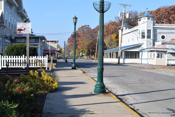 Delaware Ave. in Put-In-Bay