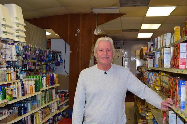 Greg Hughes, owner of Island General Store