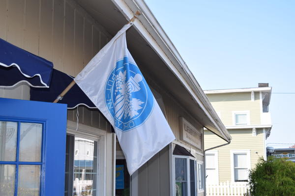 Put-In-Bay Village flag