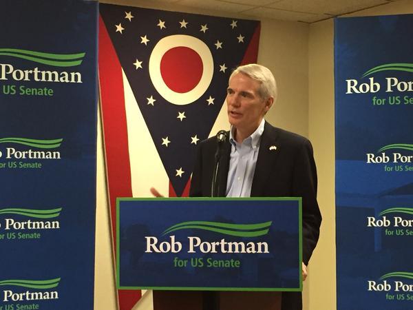 U.S. Sen. Rob Portman (R-Ohio)