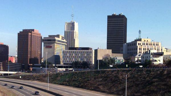 Akron was once known as the rubber capital of the world.