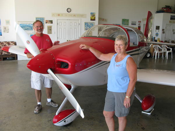 Tom and Bonnie Lewis were stopped on a trip from Texas to New Hampshire because they were flying along a known drug air route.