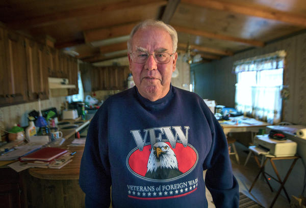 George Murray, who served in Vietnam, was able to access his medical benefits from the U.S. Department of Veteran Affairs relatively easily while living in Boston. But veterans living in other parts of Massachusetts, like Cape Cod, have more difficulty. Across the U.S., VA data show the unevenness in its benefit spending.