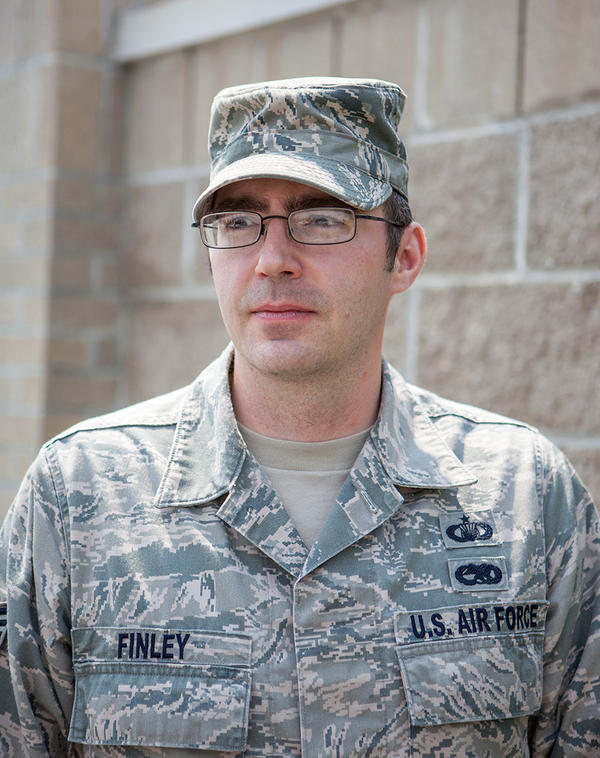 Technical Sgt. Sean Finley.