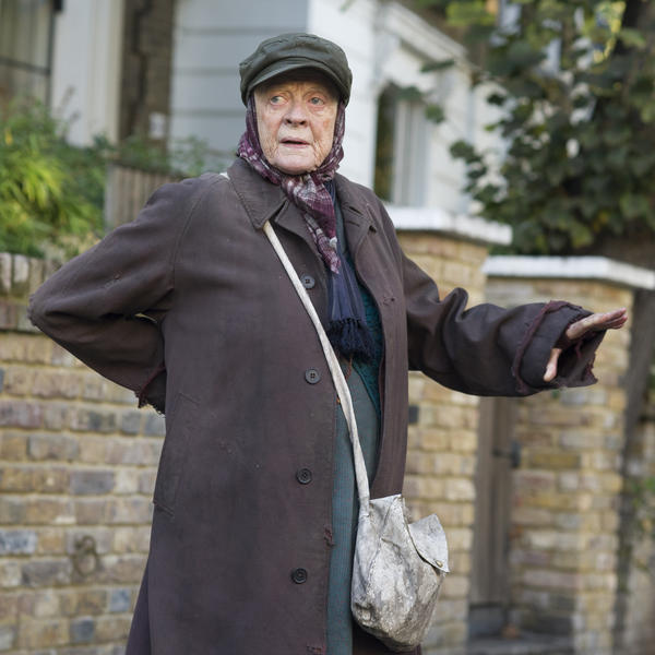 Maggie Smith finds every laugh and every tear in <em>The Lady in the Van. </em>