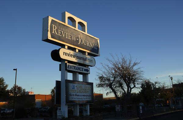 The family of billionaire casino mogul Sheldon Adelson bought the <em>Las Vegas Review-Journal</em> late last year.