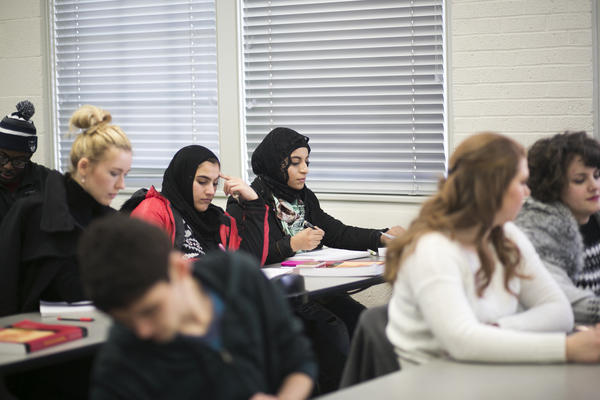 In the past, nearly every one of the program's graduates has scored a good job in the surging energy field. But not this year.