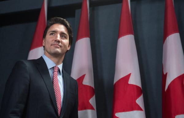 Justin Trudeau won in a landslide as Canada's prime minister in October. But critics say he is more flashy than substantive.