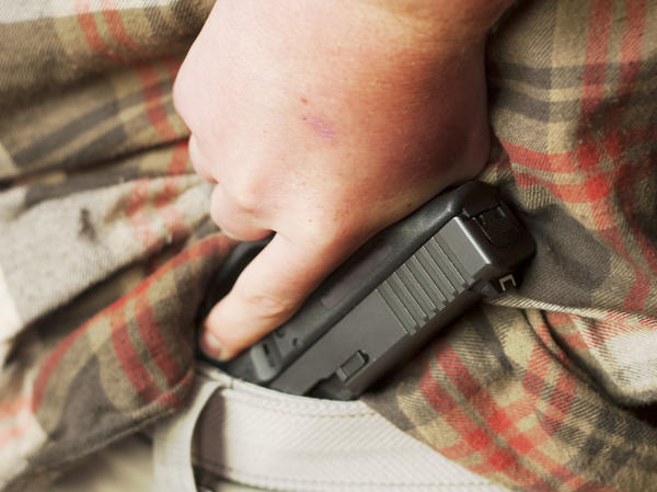 Even as violent crime and property crime rates are falling, many Americans are choosing to arm themselves for safety reasons.