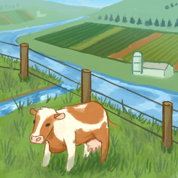 In farming communities across the country, water can be contaminated by fertilizer and livestock.