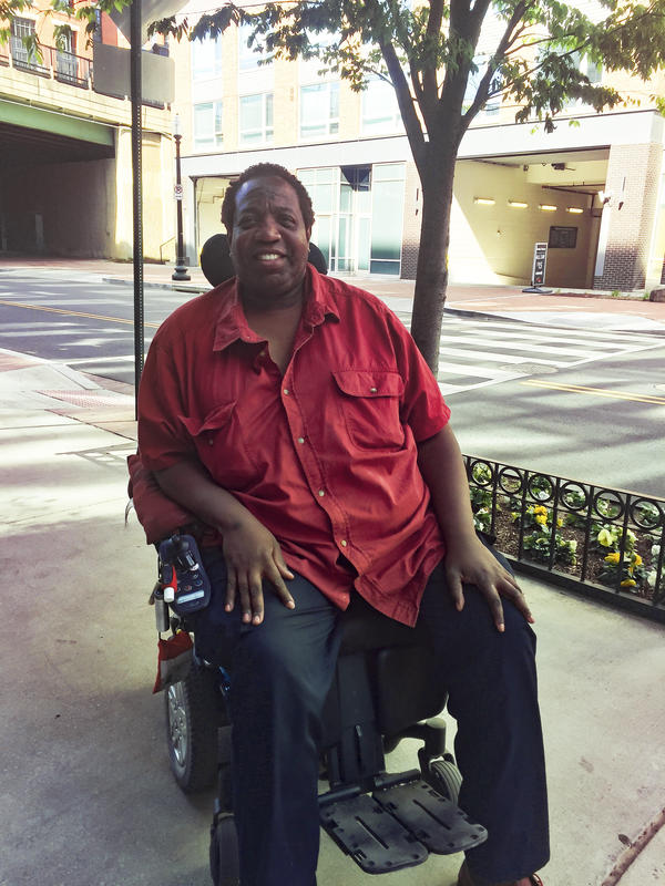 "Thomas Mangrum of Washington, D.C., has used a wheelchair for 15 years. The company that provides his helper --€"" who assists him with his day-to-day activities — will have some tough choices to make once new regulations regarding overtime pay for lower-salaried workers come into effect."
