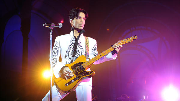 Prince performs at the Grand Palais in Paris on Oct. 11, 2009. Whoever ends up running his estate will face some tough decisions about how to handle his musical legacy.