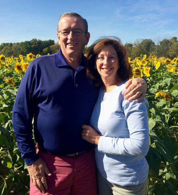 Liz McMunigal and her husband, Harry, say they want to enjoy retirement and not be so overly frugal that they miss out on traveling and having fun.