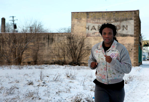 Growing up in Flint, Claressa would run early in the morning to avoid the gun violence that has plagued the city. Last year, Claressa moved to the Colorado Springs Olympic Training Center. After the Rio Olympics, she plans to settle her mother and younger brother, sister and nephew in Florida.