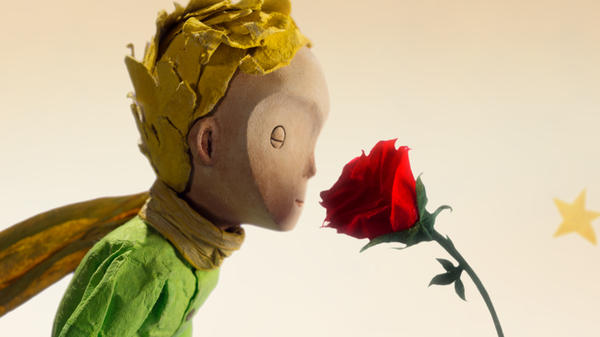 Director Mark Osborne's take on <em>The Little Prince</em> features the voices of Jeff Bridges, Rachel McAdams and Paul Rudd.