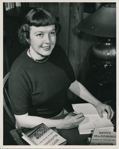 Betty MacDonald created Mrs. Piggle-Wiggle in the 1940s, as a series of bedtime stories for her family.