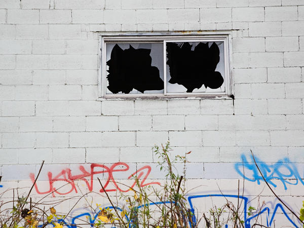 The broken windows theory of policing suggested that cleaning up the visible signs of disorder — like graffiti, loitering, panhandling and prostitution — would prevent more serious crime as well.