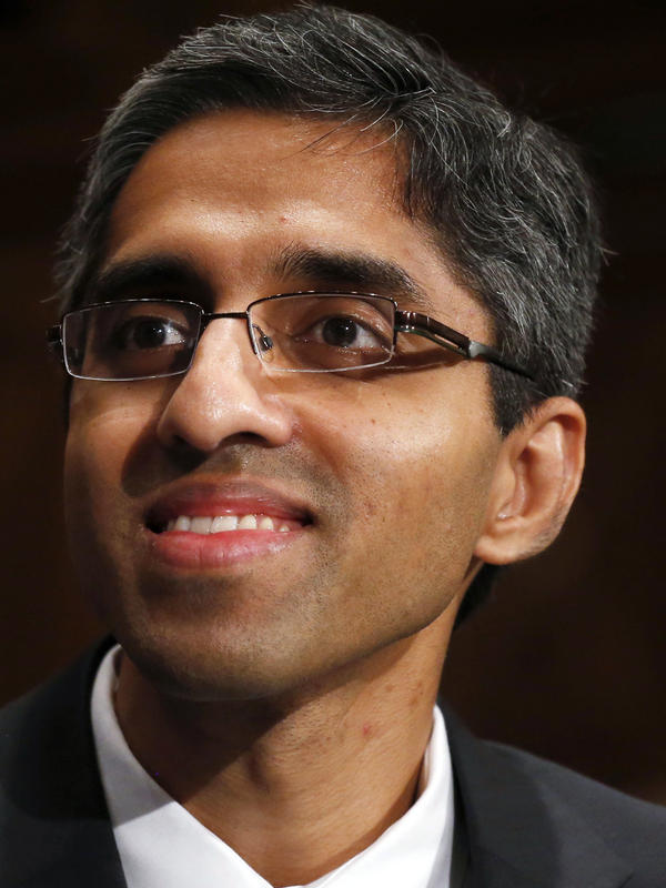 U.S. Surgeon General Vivek Murthy says there is evidence for what works to prevent substance abuse, but it's often not applied.