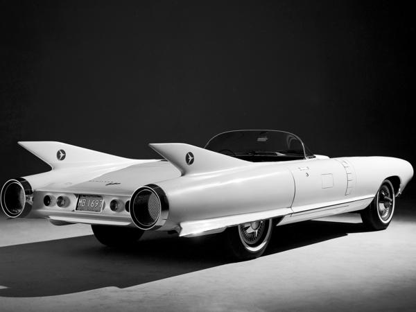When Ed Welburn saw a 1959 Cadillac Cyclone concept — think rocket ship on wheels — at an auto show in Philadelphia as an 8-year-old, he knew he wanted to design cars.