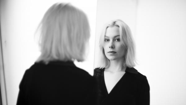 "Phoebe Bridgers' new single is titled ""Smoke Signals."""