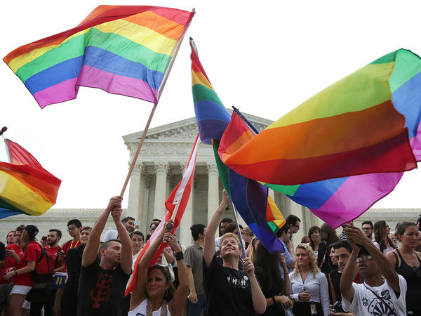 Even after the Supreme Court legalized same-sex marriage, there have been efforts to pass a religious freedom bill. LGBTQ rights advocates believe lawmakers anticipate support from the Trump administration.