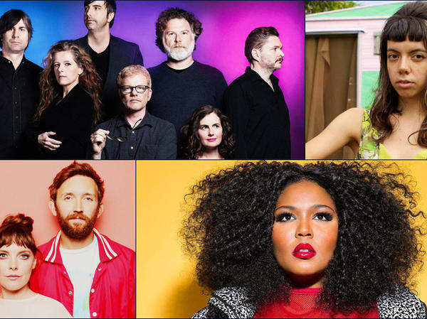 NPR Music takes over Stubb's outdoor stage in Austin, Texas, and presents a lineup with The New Pornographers, Joey Bada$$, Lizzo, Sylvan Esso, Hurray For The Riff Raff and PWR BTTM.
