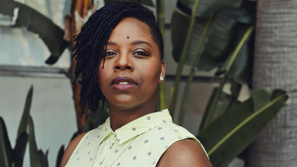 Patrisse Khan-Cullors and two friends are founders of the Black Lives Matter movement. She sees the movement going forward with renewed focus, and building political power.