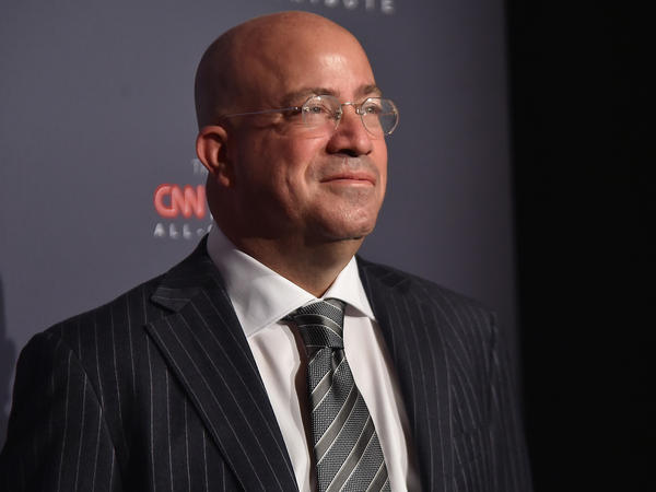 """The job of the media is the accountability of government,"" says CNN President Jeff Zucker. ""And I think we are uniquely positioned to do that with our resources and our reach."""