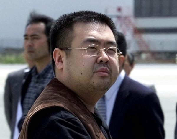 The death of Kim Jong Nam, pictured in Japan in 2001, has fueled a diplomatic row between North Korea and Malaysia.