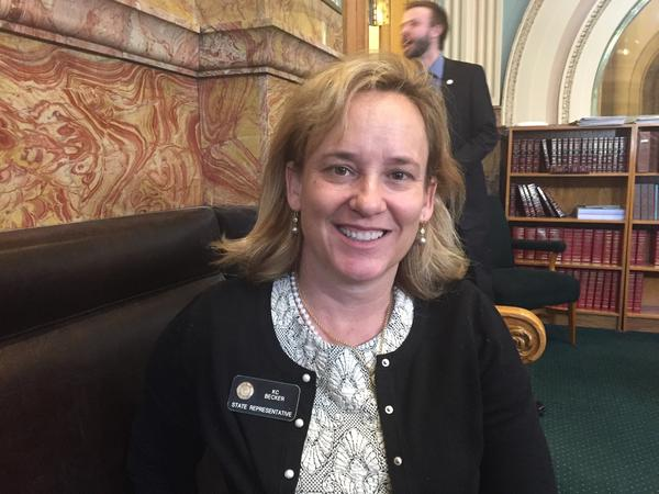 Democratic House Majority Leader KC Becker said message bills are just one part of the legislative process.