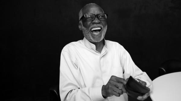 Pianist Ahmad Jamal performs on this week's <em>Piano Jazz</em>.