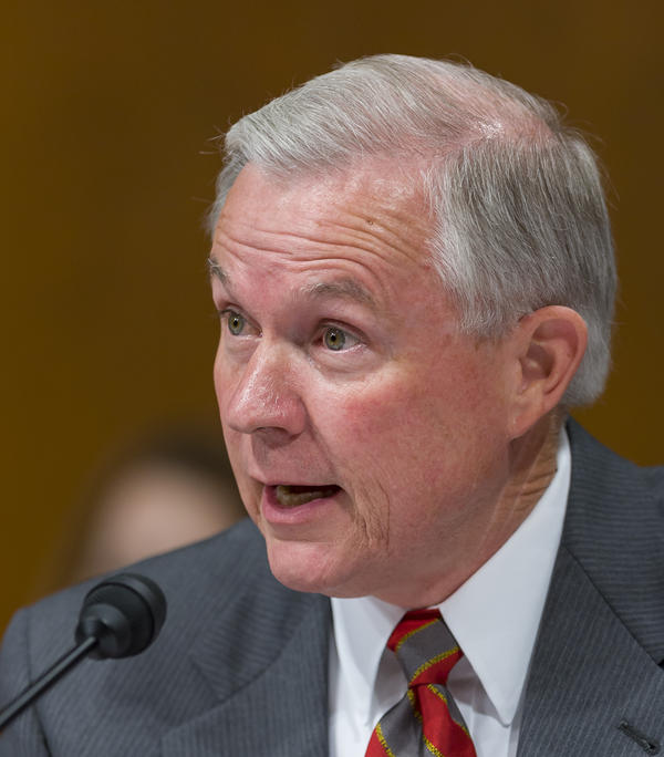 Jeff Sessions, U.S. Attorney General