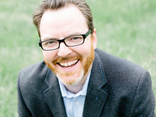 Mike McHargue, author and co-host of <em>The Liturgists.</em>