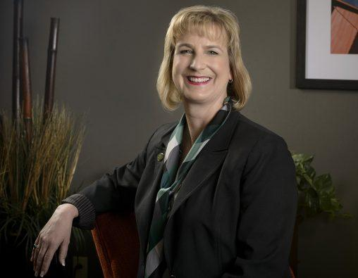 Cheryl B. Schrader will be Wright State's next president.