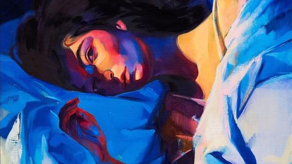 Artwork for Lorde's new album, <em>Melodrama</em>, out June 16.