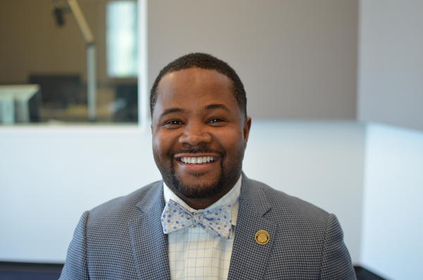 Harris-Stowe State University President Dwaun Warmack discussed his recent meeting with President Donald Trump in the Oval Office on St. Louis on the Air.