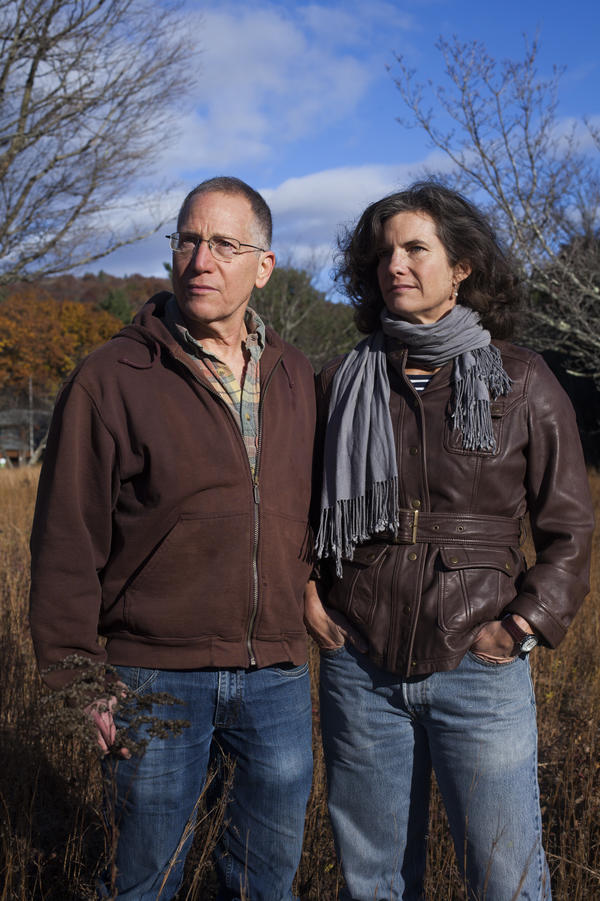 Richard Ostfeld and Felicia Keesing, husband-and-wife researchers in upstate New York, are studying why Lyme disease and other tick-borne illnesses are getting worse.