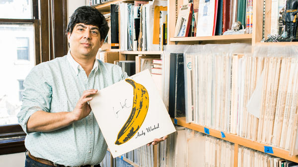 Mark Satlof pulls out some of his favorite records from his massive collection.