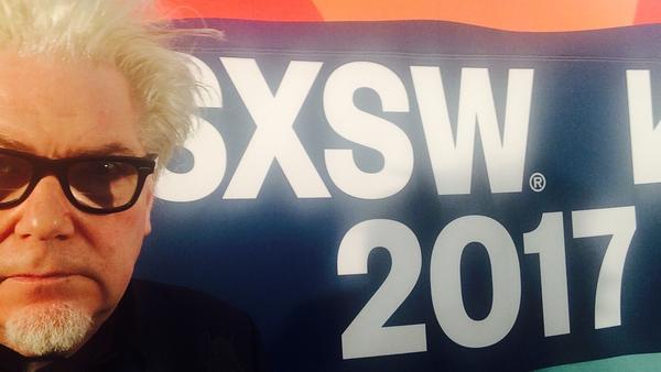 Martin Atkins at SXSW