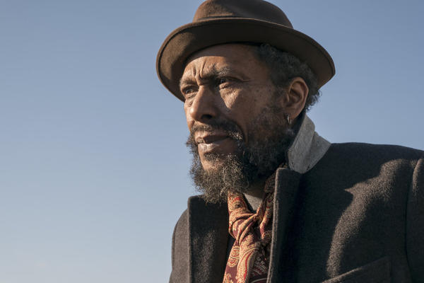 "Ron Cephas Jones plays William Hill in <em>This Is Us</em>. ""It's become timely to remind people that love is the key, and not hate and not fear,"" he says."