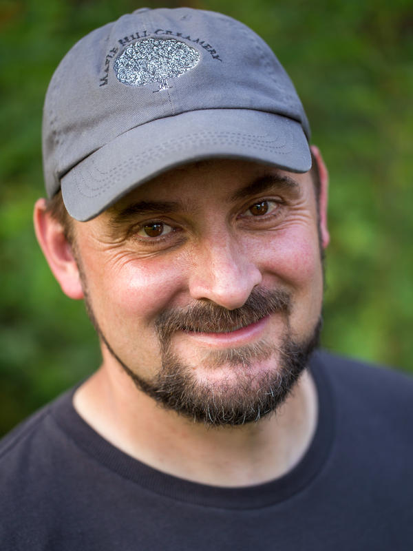 Tim Joseph, 44, founding farmer and CEO of Maple Hill Creamery, turned his dream of living off the land into reality through his grass-fed yogurt company.