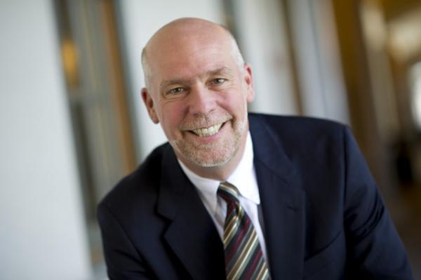 Greg Gianforte is the Republican candidate for the U.S. House seate vacated by Ryan Zinke.